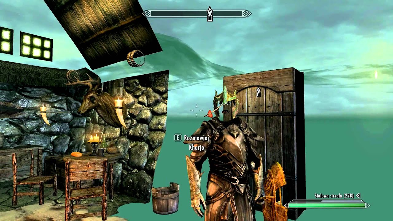 SKYRIM Enhanced, Bodyslide and High polygons support