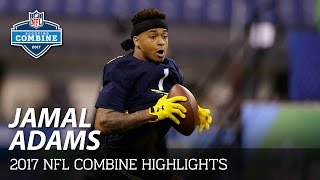 Jamal Adams (LSU, DB) | 2017 NFL Combine Highlights