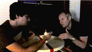 My candlelit interview with Ubisoft CEO Yves Guillemot