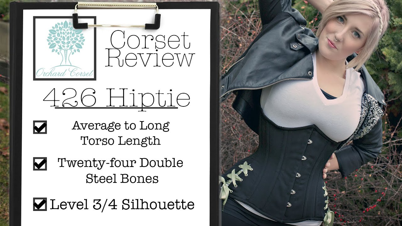 2c40fc722b2 Orchard Corset Product Review  CS 426 With Hip Ties Underbust Corset ...