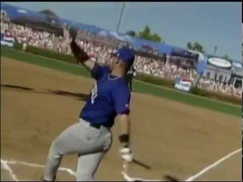Jennie Finch Strikes Out Albert Pujols