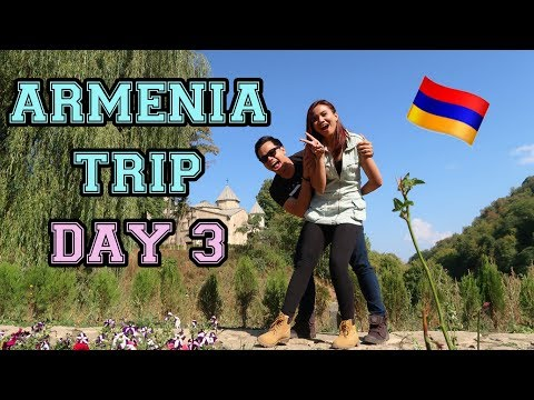 ARMENIA TRIP - DAY 3 (VLOG # 22)    Donna Krizel