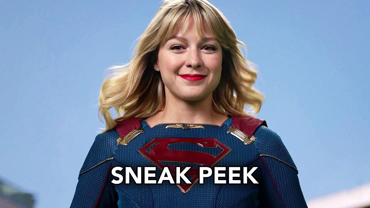 """Download Supergirl 5x10 Sneak Peek """"The Bottle Episode"""" (HD) Season 5 Episode 10 Sneak Peek"""