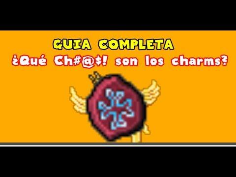 Tibia Guia COMPLETA Que Ch@!#$ son los CHARMS