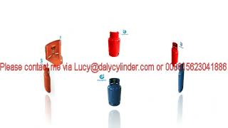 Daly LPG Gas Cylinder Made In China