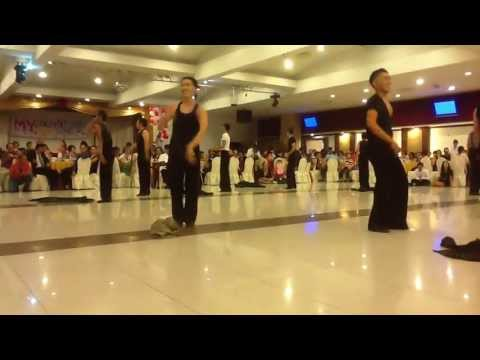 Latin from MY Dancesport Studio Ipoh - Man Group.