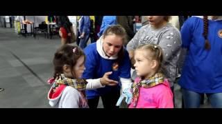 «Площадку безопасности» в День защиты детей в Хабаровске организовали сотрудники МЧС