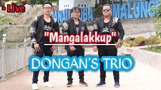 DONGAN'S TRIO -- MANGALAKKUP (Cover)