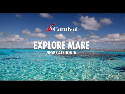 Explore Mare, New Caledonia | Carnival Cruise Line