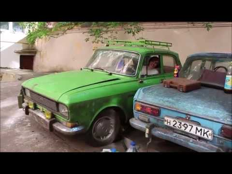 2.3 Вандализм и авто после угона (покупаем авто на аукционе Копарт .