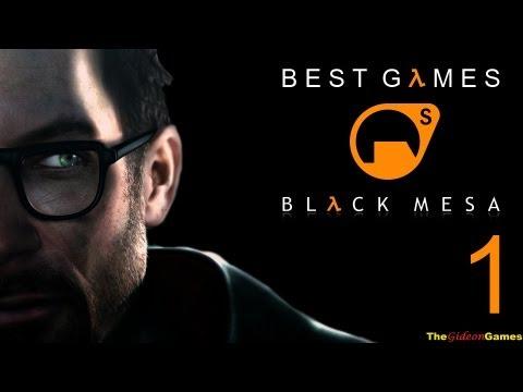 Black Mesa Прохождение