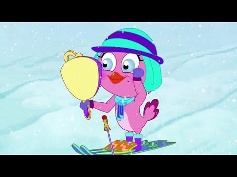 Eena Meena Deeka | Sky Chase | Full Episode | Funny Cartoon Compilation | Cartoons for Children
