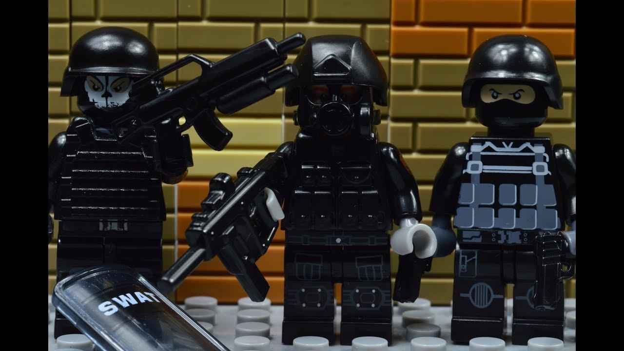 Lego Swat Lego Swat The One Youtube