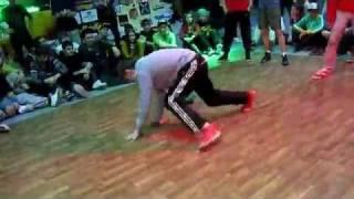 Break Dance в Пушкино: тренер Руслан - школа Айседора