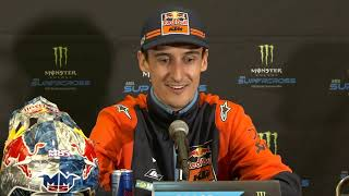 Post Race Press Conference - Indianapolis - Race Day LIVE 2019