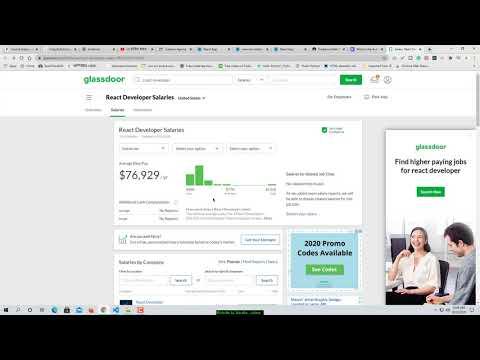 Website Ki, Kivabe && Web Developer Salary $$$