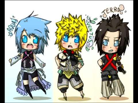 "Kingdom Hearts: Birth By Sleep - Ventus theme WITH LYRICS! (Mashup of ""Imogen Heap"")"
