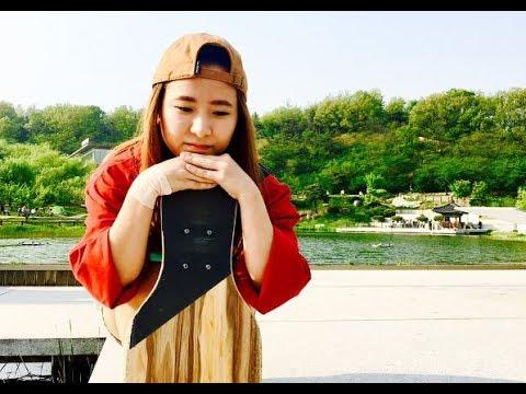 longboard south korea  hayasaem lee