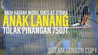 """SUKSES Raih Hadiah Mobil Di Kelas Utama""""ANAK LANANG"""" Tolak Pinangan 750JT"""