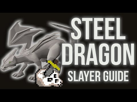 OSRS Steel Dragons Slayer Guide 07 - Melee And Magic - (Mar 2019)