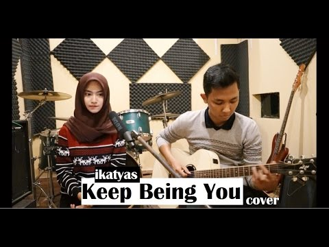Isyana Sarasvati - Keep Being You (cover) LIVE STUDIO by IKATYAS