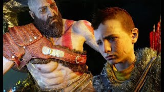 GOD OF WAR 4 All Cutscenes MOVIE with All ENDINGS (PS4 PRO 1080p 60FPS)