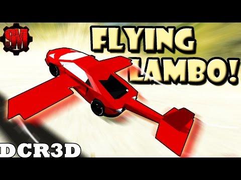 FLYING LAMBORGHINI! - Dream Car Racing 3D Gameplay Ep25