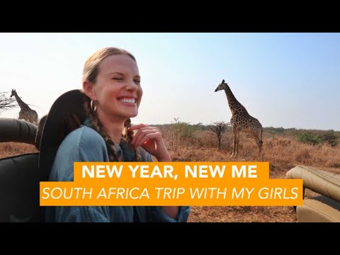 South Africa Trip With My Girls | Anne V