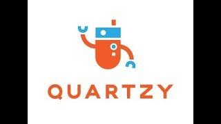 Quartzy quick tutorial