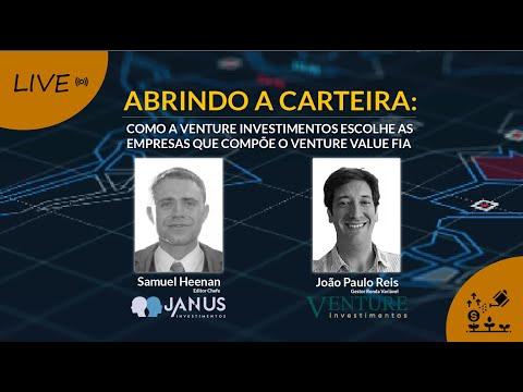 Abrindo a carteira: como a Venture Investimentos escolhe as empresas que compõe o Venture Value FIA