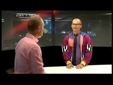 Christian Stadil i DR2 Udland