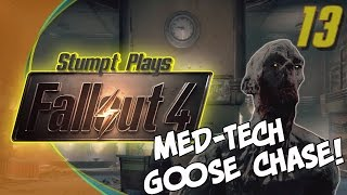 Fallout 4 - 13 - Med-Tech Goose Chase