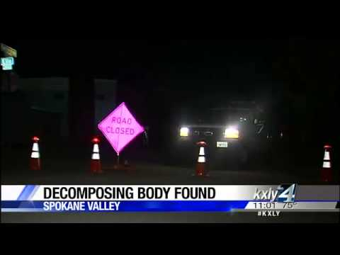 Decomposing body found between two Spokane Valley homes