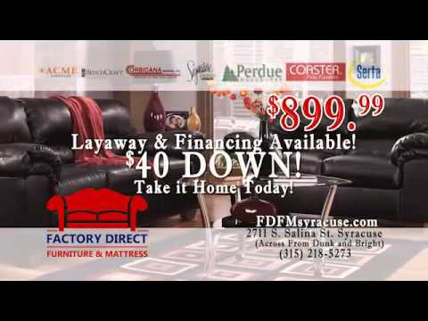 Factory Direct Furniture U0026 Mattress In Syracuse, NY