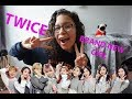 Reacting to Twice ''Brand New Girl''