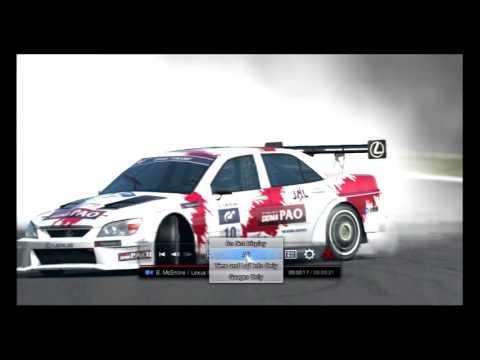 GT6 - Front-Engine Rear-Wheel-Drive Drift Trial at Fuji
