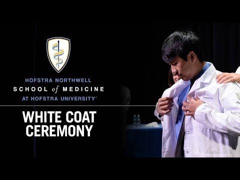 Hofstra Northwell School of Medicine White Coat Ceremony