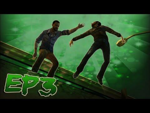 """Lee The Asshole"" (Kenny's BestFriend, Carly's BoyFriend) - The Walking Dead Game Ep 3"