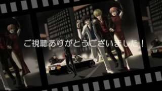 【手書き金魂】映 画GOLDSOUL OP風MAD+a【完成版】