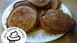 Gingerbread Pancakes- Di's Sweet Treats