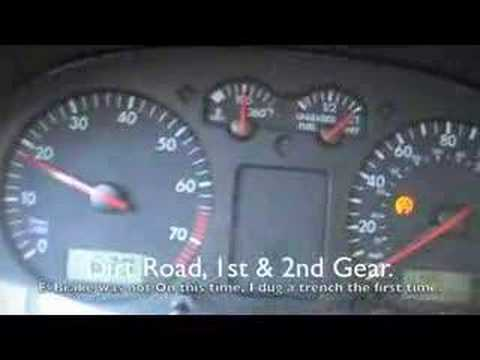 Disabling Traction Control - YouTube