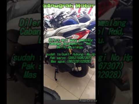 YAMAHA ANUGRAH MOTOR RANDUDONGKAL - YouTube