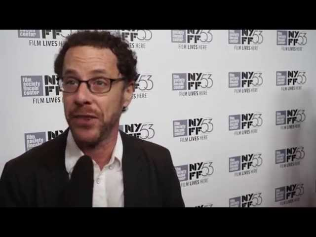 Ethan Coen | 'O Brother, Where Art Thou?' Red Carpet | NYFF53