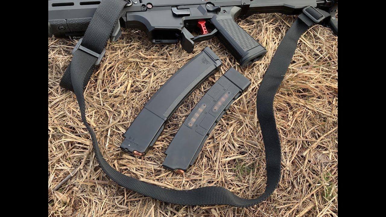 PSA CZ Scorpion / AK-V Magazine Review