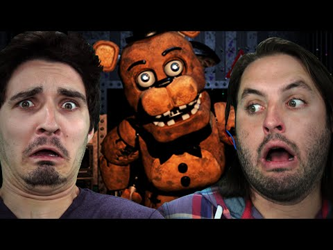 five-nights-at-freddy's-in-real-life