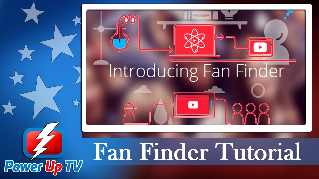 YouTube Fan Finder and Insights Tutorial