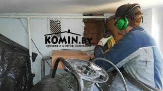 ремонт дымохода для газового котла