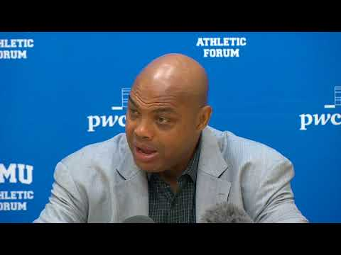 Charles Barkley Press Conference