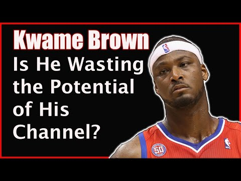 Is Kwame Brown's Bust Life Just Another Black YouTube Beef Channel?