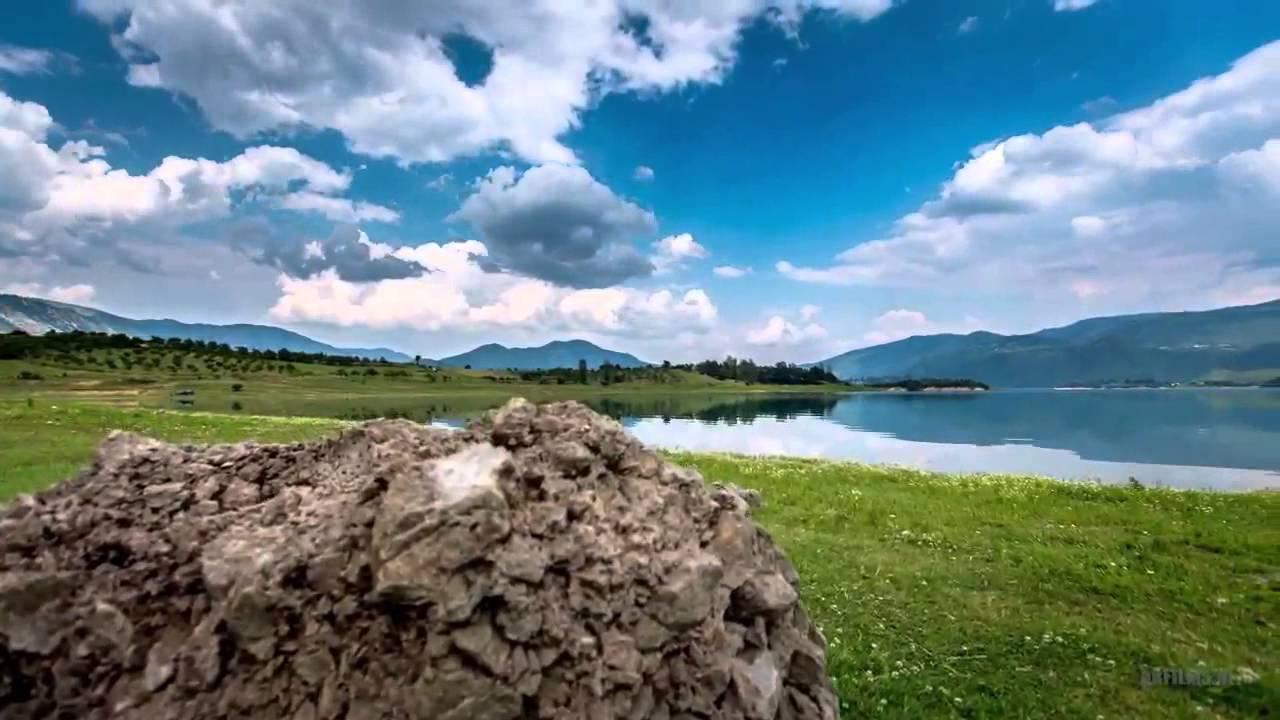 المناظر الطبيعية في البوسنة (دقة عالية 4k)
